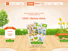Tablet Preview of coop-tuty.cz